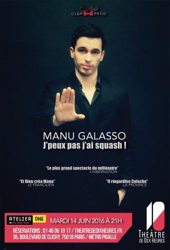 Affiche - Emmanuel Galasso okok